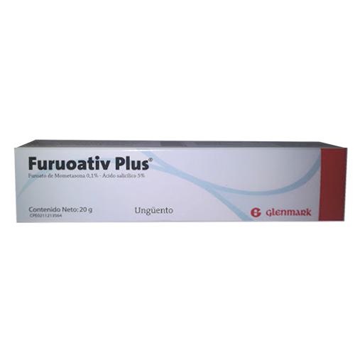 Mometasona + Ácido Salicílico Furuoativ Plus 0,1%/5%