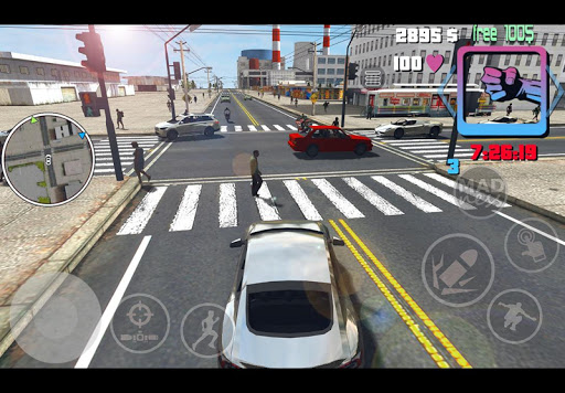 Mad Crime Town Wars Two Islands 1.21 screenshots 3