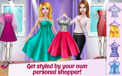 Shopping Mall Girl – Dress Up & Style Game 1