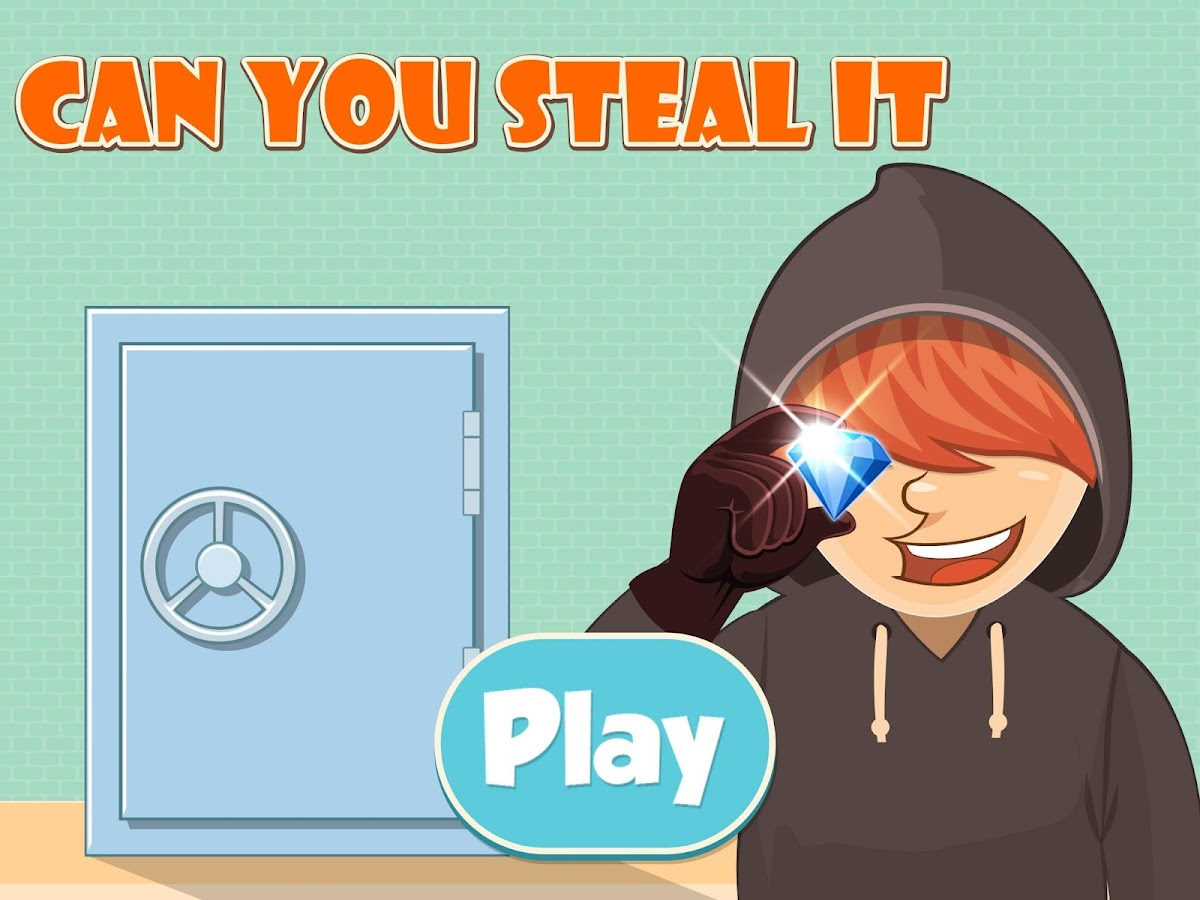 Can You Steal It: Secret Thief- screenshot