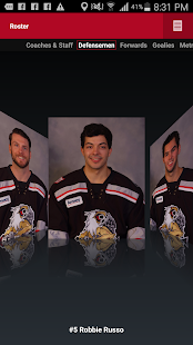 Grand Rapids Griffins- screenshot thumbnail