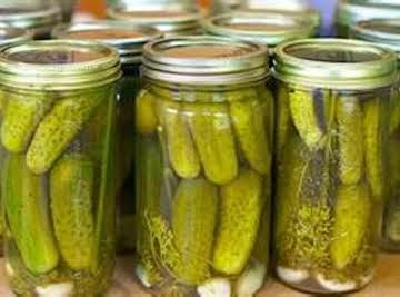 Grandma Browns Dill Pickles By Freda