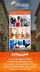 Fitnapp - Fitness App- screenshot thumbnail