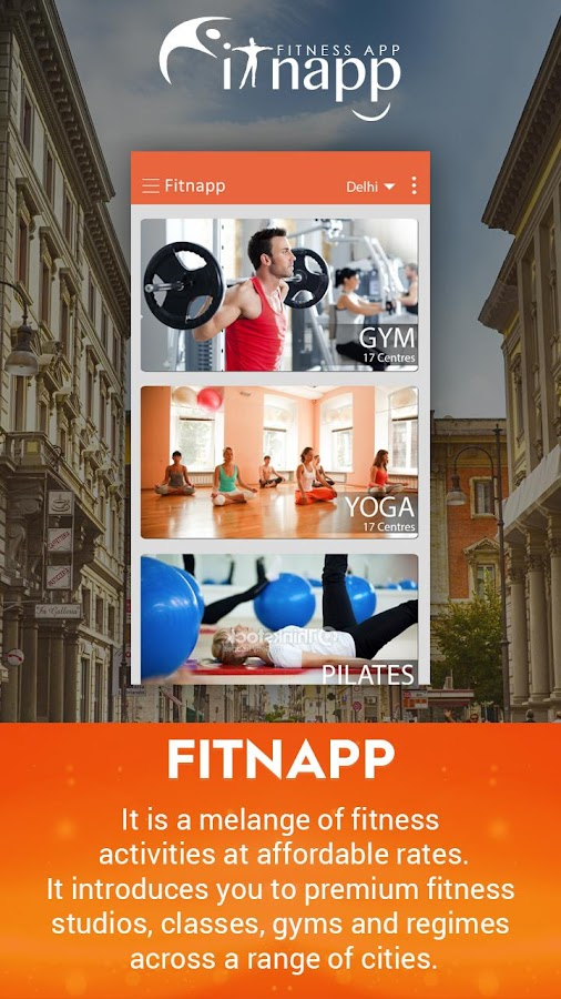 Fitnapp - Fitness App- screenshot