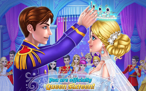Ice Princess - Sweet Sixteen 1.0.6 screenshots 2