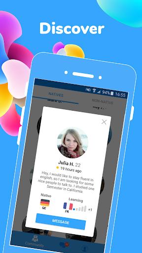 Speaky - Language Exchange for Android apk 5