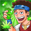 Bud Farm Idle - Growing Tycoon Weed Farm icon