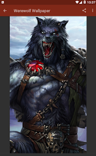 Werewolf Wallpaper HD Screenshot