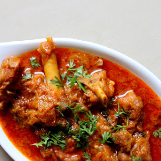 Mutton Gravy Recipe Spicy