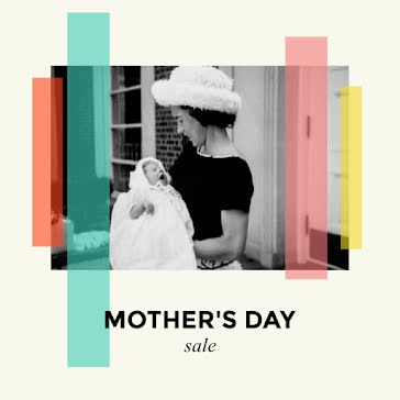 Mother's Day Discounts - Mother's Day Template