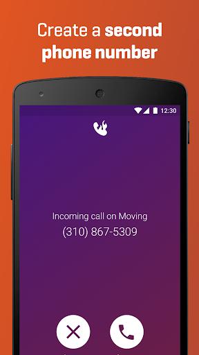 Download Burner - Free Phone Number MOD APK 1