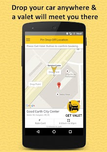 Valefy: Parking. On-Demand- screenshot thumbnail