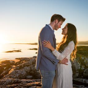 All loved up by Paul Duane - Wedding Bride & Groom ( wedding photography, ireland, wedding, wedding dress, wedding photographer )