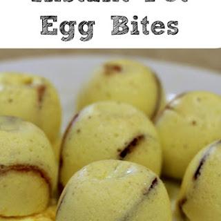 Instant Pot Egg Bites AKA Copy Cat Starbucks Eggs.