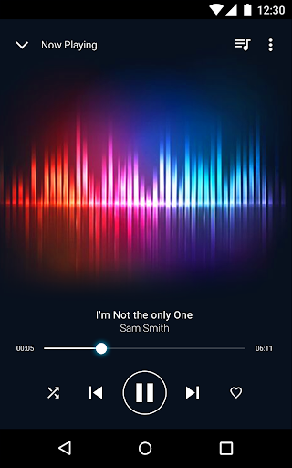 Music Player screenshot 13