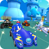 Ultra Sonic Speed: Kart Racing