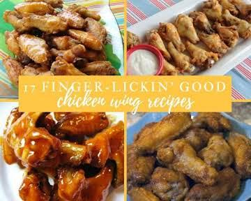 17 Finger-Lickin' Good Chicken Wing Recipes