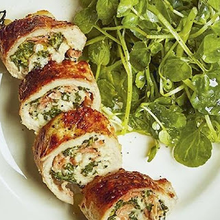 Roasted Pork Involtini with Prosciutto and Garlic Recipe
