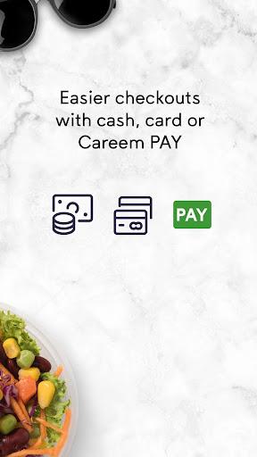 Careem NOW: Order food & more screenshots 6