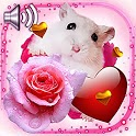 Valentines Roses Live Wallpaper icon