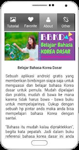 Belajar Bahasa Korea Dasar untuk Pemula - náhled