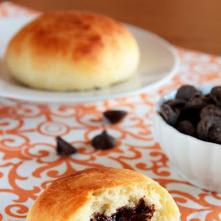 Chocolate Filled Buns.
