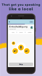Learn Languages with Memrise - Spanish, French... APK screenshot thumbnail 3