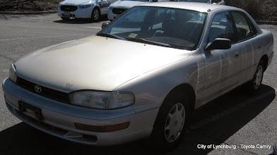 Photo: Lot 46 - 1994 Toyota Camry - 146,982 miles