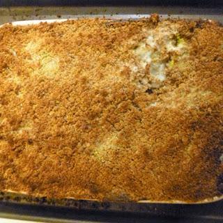 Cauliflower, Gnocchi and Blue Cheese Bake Recipe