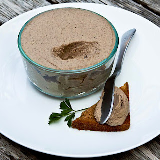 Mushroom Paste Recipes