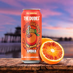 The Dudes' Juicebox Series: Blood Orange Amber