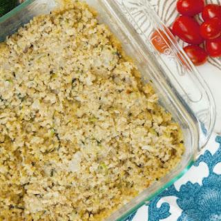 Quinoa Zucchini Casserole