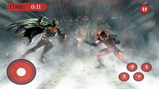 Real Fighting Immortal Gods Ring Arena Battle 3D 2 1.0 screenshots 6