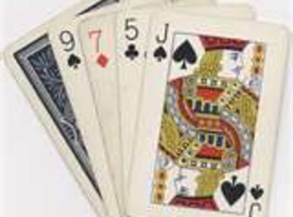 Divining With Playing Cards ~ Part 2 Of Recipe 3