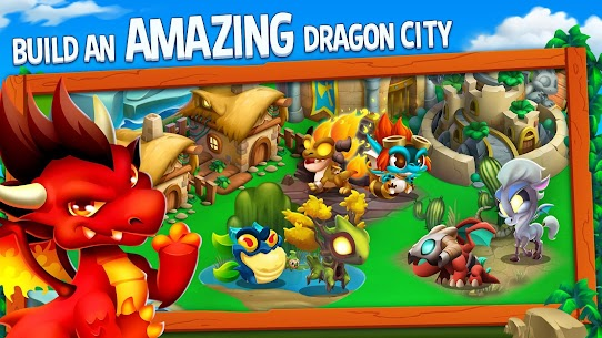 Dragon City MOD APK v9.7 (Unlimited Money,Coins & Food) 1