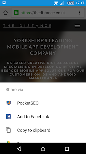 Pocket SEO: Unofficial Moz App- screenshot thumbnail