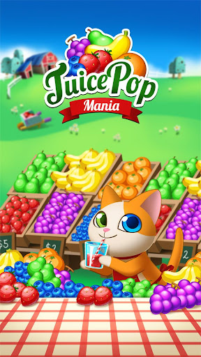 Juice Pop Mania: Free Tasty Match 3 Puzzle Games  screenshots 7