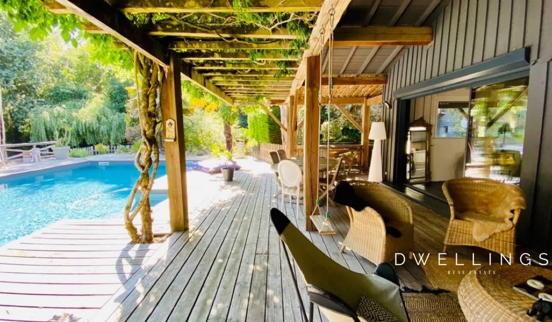 Maison avec piscine et terrasse Biganos