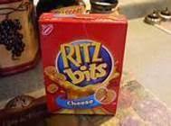 Ritz Bitz Cheese Crackers