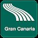 Gran Canaria Map offline icon