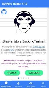 Backing Trainer - náhled