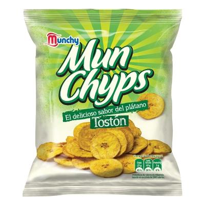 Snack Munchy Toston Munchyps 110Gr