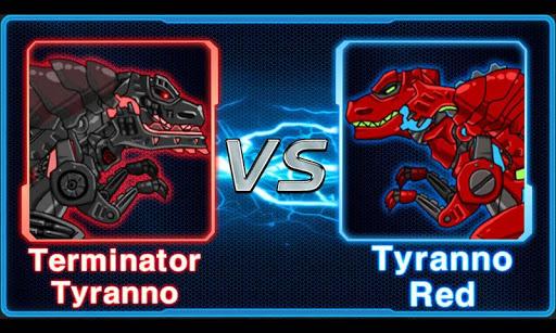 Dino Robot Infinity : Dinosaur Battle Game  screenshots 6