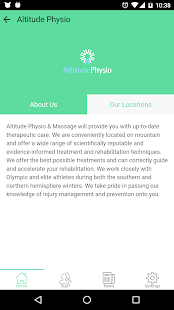 Altitude Physio- screenshot thumbnail