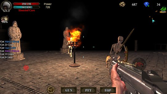 Tomb Hunter Mod Apk Download For Android and Iphone 3