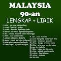 Malaysia 90-an Lengkap offline icon