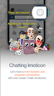 3 Chat Room Messenger App screenshot
