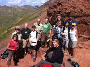 Photo: RVR Hikers do Crested Butte