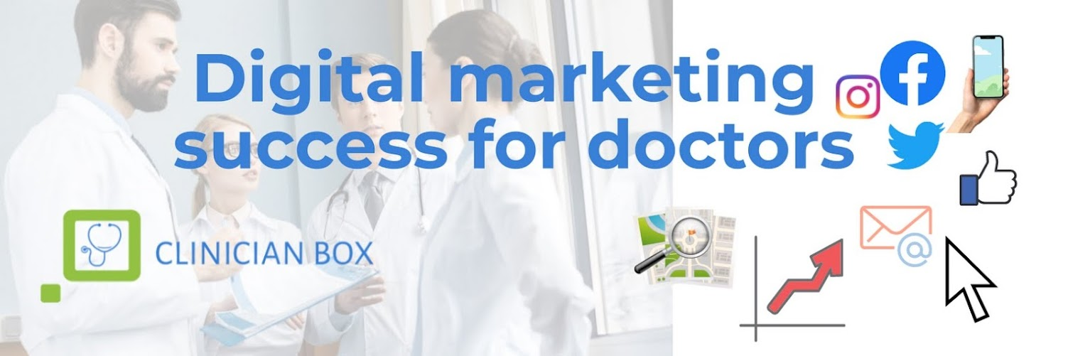 Digital marketing success for doctors