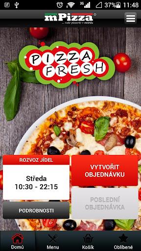 Pizza Fresh Praha